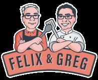 Felix & Greg Logo