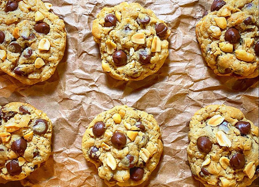 Kryptonite Cookies