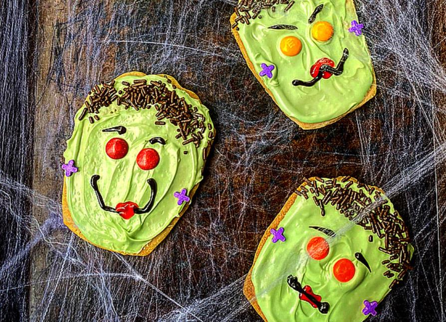 Frankenstein is a Sweet Guy